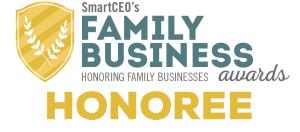 SmartCEO FamBiz Honoree