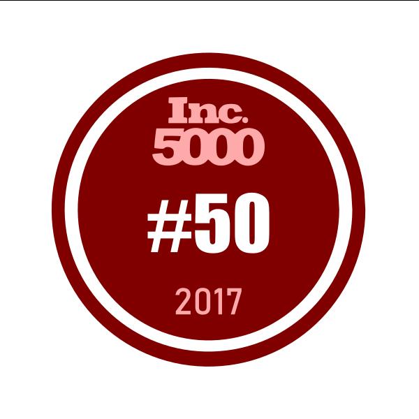 Inc. 5000 #50 2017