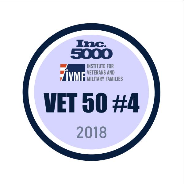 Inc. 5000 Vet50 #4 2018